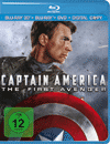Blu-ray-Test: Captain America  – 3D
