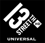 13th Street Universal HD Logo