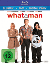 Blu-ray-Test: What a Man