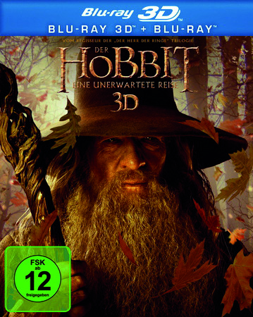 Blu-ray-Test:  hobbit
