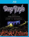 Blu-ray-Test: Deep Purple with Orchestra Live in Verona