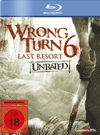 Blu-ray-Test: Wrong Turn 6 – Unrated