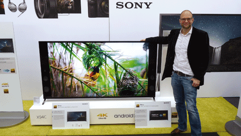 Sony mit High-Res-Audio