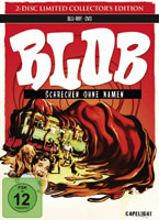 Blu-ray-Test: Blob – Collector's Edition