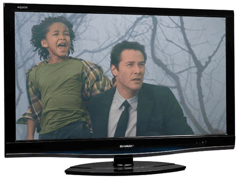 Test Sharp LC-42 DH 77 E - LCD-TV für 1.400 €