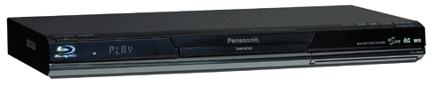 Panasonic DMP-BD60 - Blu-ray-Player für 330 €