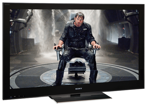 Test Sony KDL-52 NX 805 - LED-TV für 2.600 €