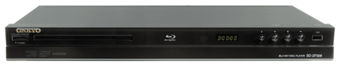 Test Onkyo BD-SP 308 - Blu-ray-Player für 230 €