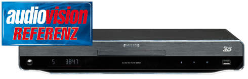 Philips BDP 9600 - 3D-Blu-ray-Player
