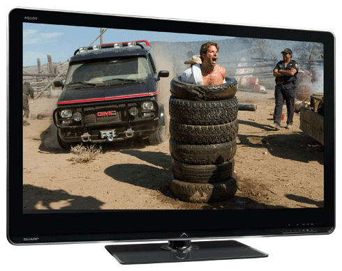 Sharp LC-52 LE 822 E - LED-TV für 2.800 €