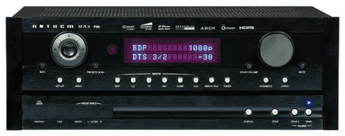 Anthem MRX 700 - AV-Receiver für 2.200 €