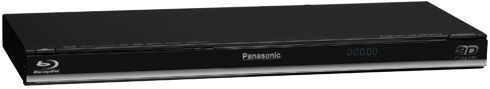 Panasonic DMP-BDT 110 - Blu-ray-Player für 200 €v