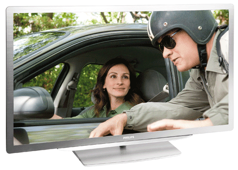 Philips 46 PFL 9706 - 3D-LED-TV für 2.500 €