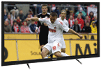 3D-LED-TV-Test: Sony KDL-46 HX 755
