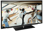 3D-LED-TV-Test: Grundig 55 VLE 9270