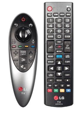 Zuwachs bekommen: Anders als der Vorgänger lässt sich der EC 930 V neben der Magic Remote auch über eine normale Fernbedienung befehligen.