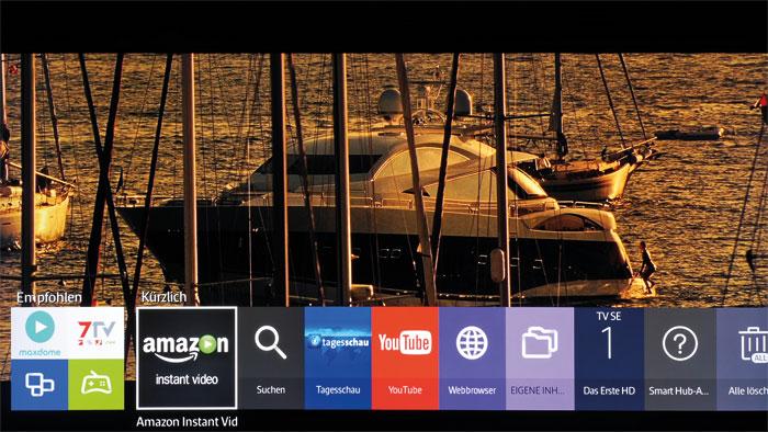 Filme und Serien in Ultra-HD: Neben Netflix unterstützt auch Amazon Instant Video das UHD-Streaming. Das Angebot ist derzeit aber noch überschaubar.