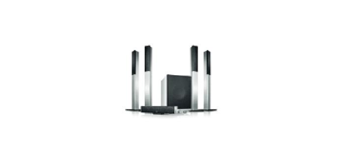 teufel lt4 5 1l set test audiovision. Black Bedroom Furniture Sets. Home Design Ideas