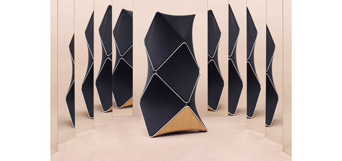 bang olufsen lautsprecher mit active room compensation. Black Bedroom Furniture Sets. Home Design Ideas