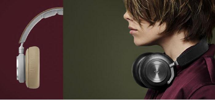 b o bringt drahtlos kopfh rer mit touch bedienung audiovision. Black Bedroom Furniture Sets. Home Design Ideas