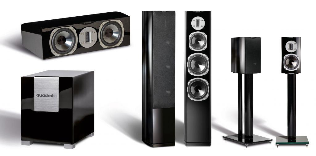 quadral chromium style set test audiovision. Black Bedroom Furniture Sets. Home Design Ideas