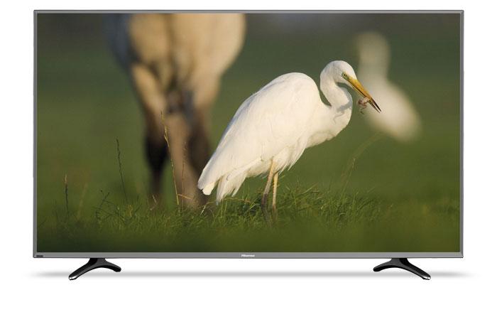 1.200 Euro: Hisense offeriert mit dem LTN 50 K 321 (UWTSEU) einen gut ausgestatteten UHD-Fernseher für relativ wenig Geld. Die Preisdifferenz zum kleinen und großen Bruder mit 40 bzw. 55 Zoll Diagonale beträgt jeweils 300 Euro.