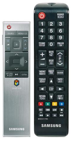 Feste Beziehung: Die beiden Signalgeber des JS 9090 ergänzen sich in der Praxis perfekt. Der Bewegungssensor und das Mikrofon stecken in der Smart Control (links).