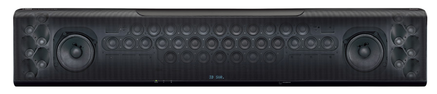 Yamaha YSP-5600 Sound Projector mit MusicCast