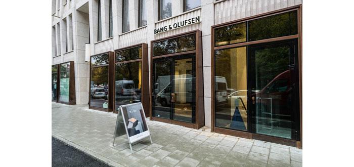 Bang & Olufsen Store München
