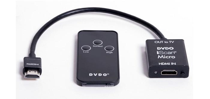 DVDO iScan Micro