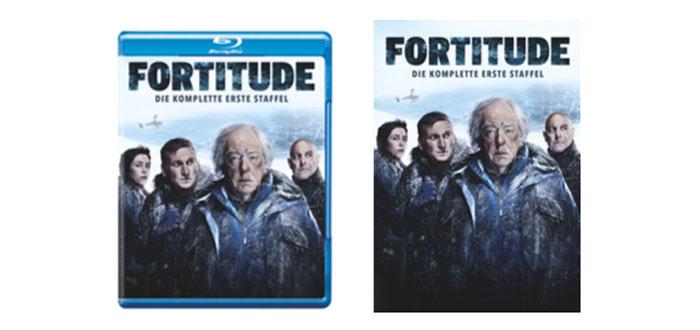 Fortitude Blu-ray, DVD