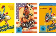Kentuck Fried Movie Covers