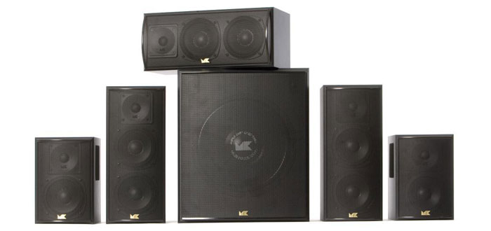 M&K Sound - 750er Serie