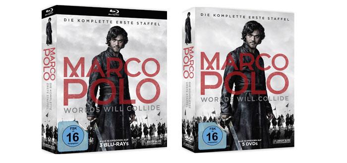 Marco Polo DVD BD