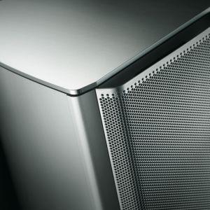 Metallbearbeitung vom Feinsten zeigt Piega bei den Aluminiumgehäusen der Premium-Serie.