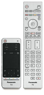 Gut kombiniert: Wie der große Signalgeber besitzt nun auch der Touchpad-Controller eine Alu-Oberfläche. Das Bedienfeld in Lederoptik wirkt sehr edel.
