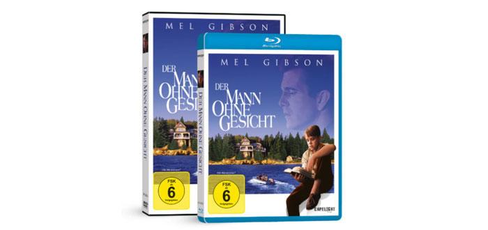 """""""Der Mann ohne Gesicht"""" Blu-ray & DVD"""