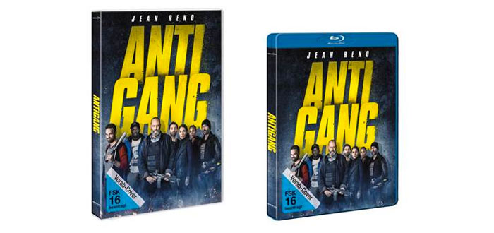 Antigang Covers