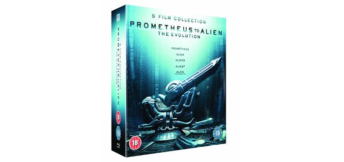 Prometheus to Alien UK Box