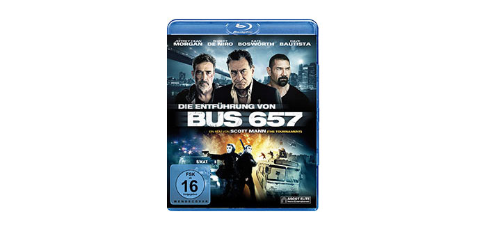Bus 657 Blu-ray