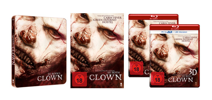 Clown Covers
