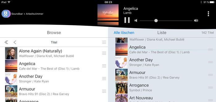 Panasonic ALL Connected Audio App