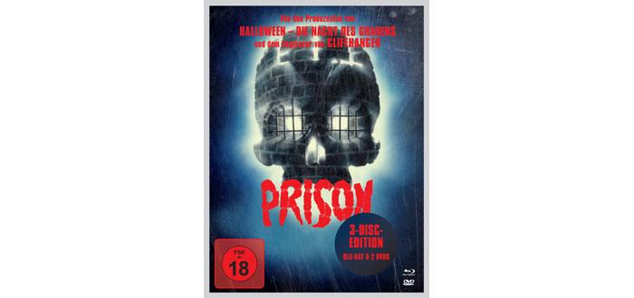 Prison Mediabook