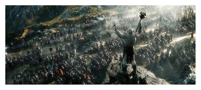 Blu Ray Test Der Hobbit Die Schlacht Der Fünf Heere Extended