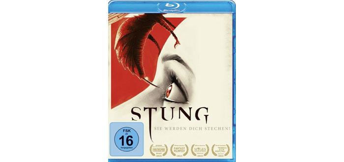 Stung Blu-ray