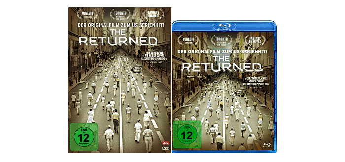 The Returned Covers