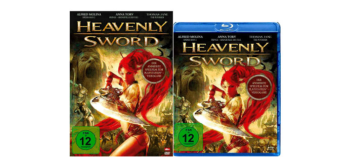 Heavenly Sword Covers