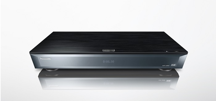 Panasonic UB900 UHD BD Player