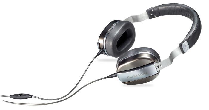 Schick und klangstark: Der Edition M von Ultrasone ist der perfekte musikalische Begleiter für unterwegs.