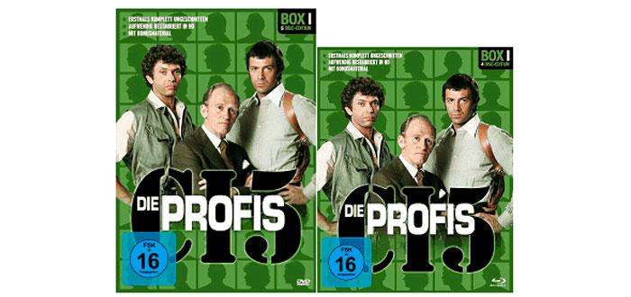 Die Profis Covers